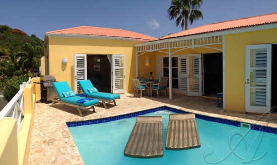 Caribe ~ Private Pool Villa, St. Croix